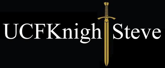 Welcome to UCFKnightSteve.com!